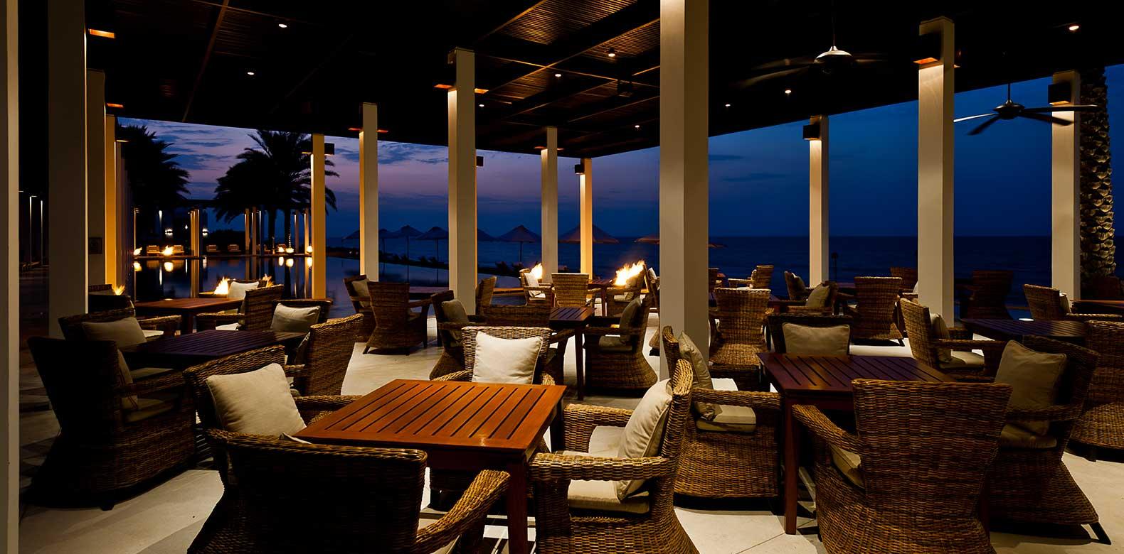 Hotel The Chedi Mu Oman 5 Sterne