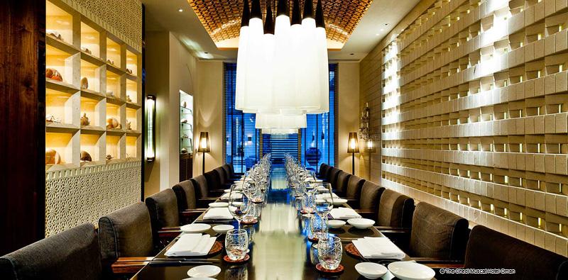 The Chedi Mu Hotel Oman 5 Sterne